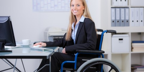 """Il lavoro rimane uno degli ambiti dove più è forte la discriminazione delle persone con disabilità ma anche uno di quelli dove si """"potrebbe fare di più"""" e soprattutto """"meglio""""."""